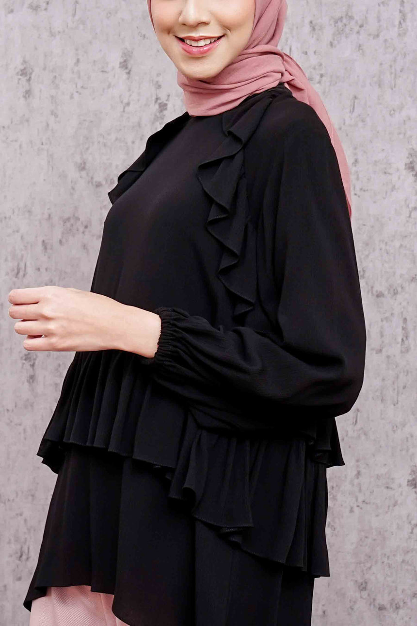 Grace Blouse Black