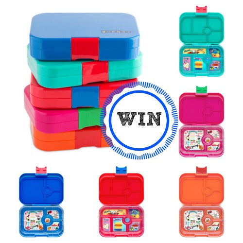 Win a Yumbox at desmond elephant