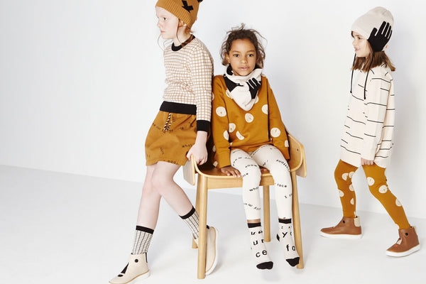 Tiny Cottons Face your faces AW16 collection at demand elephant
