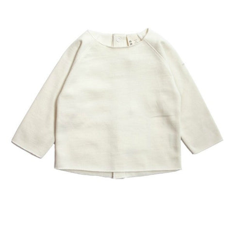 GRAY LABEL BABY JUMPER – CREAM