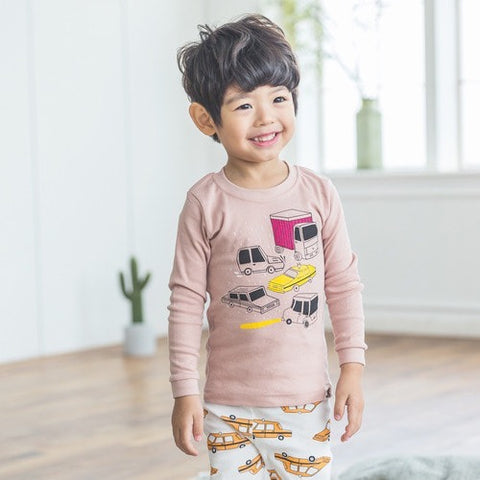 PUCO HAND PAINTING CAR LOUNGEWEAR/ PYJAMA SET