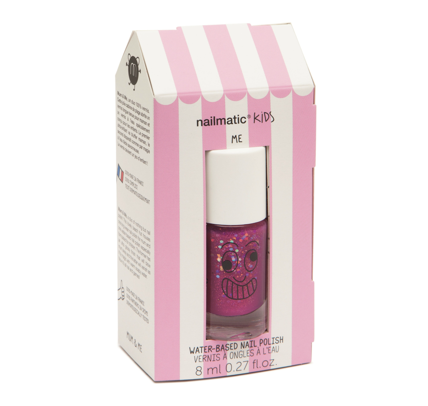 NAILMATIC MUMMY AND ME DUO NAIL POLISH - PINK
