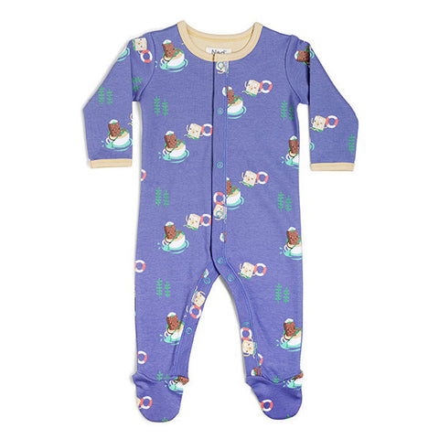 NOD LONDON TEA AT SEA BABYGROW