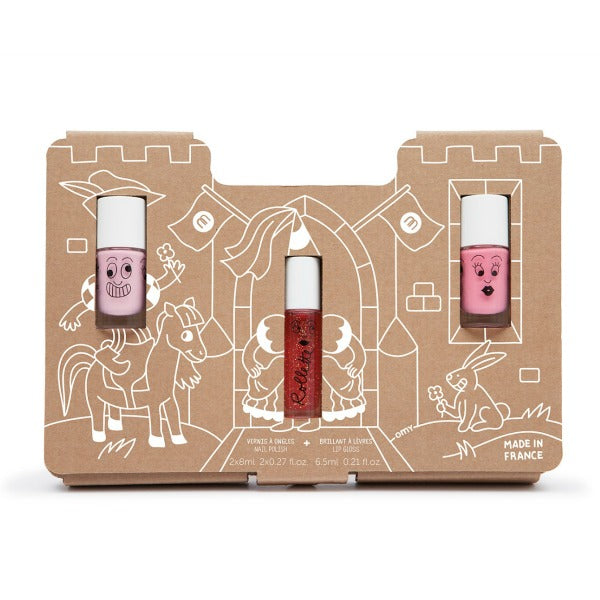NAILMATIC KIDS - PRINCESS CASTLE GIFT SET