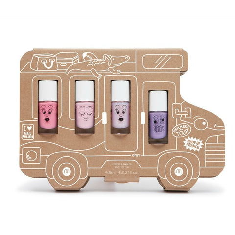 NAILMATIC KIDS - HOLIDAYS VAN GIFT SET