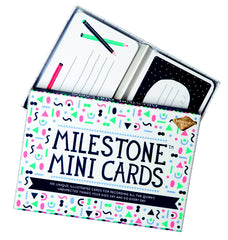 MINI MILESTONE CARDS