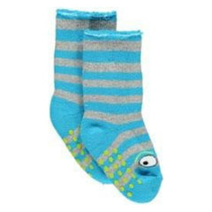 UBANG BABBLECHAT TALKIE WALKIE BABY ANTI-SLIP SOCK – DARK BLUE