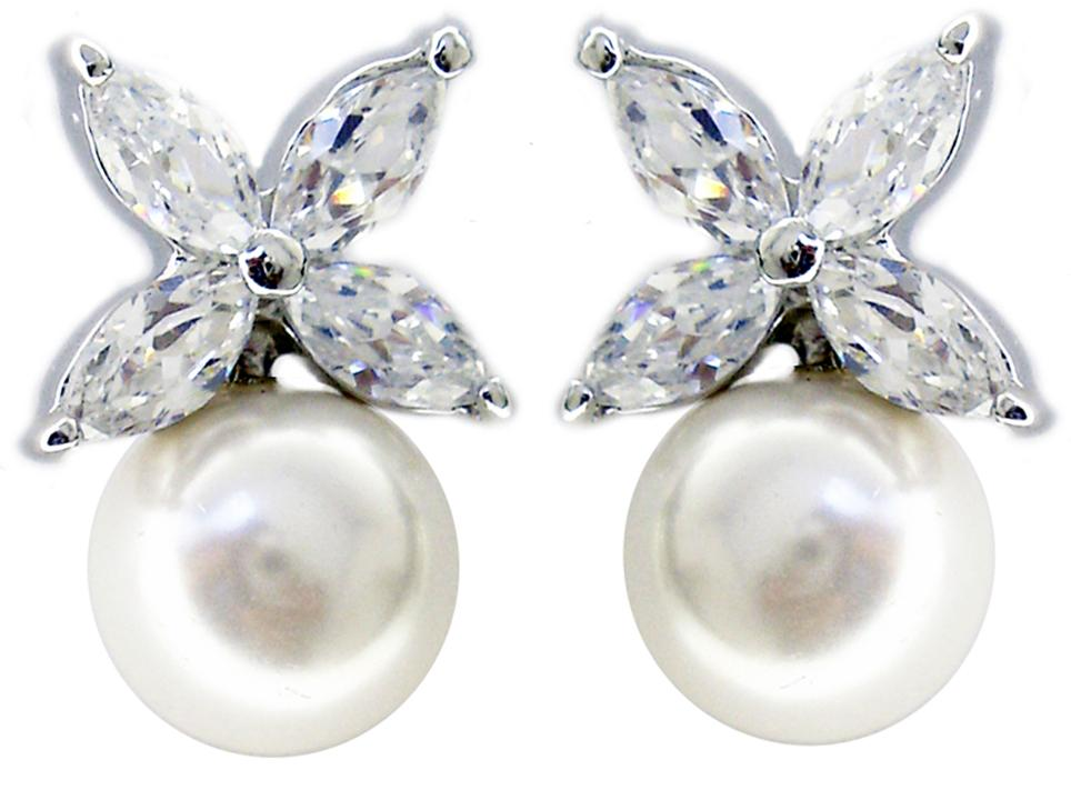10mm Round Pearl in S/S