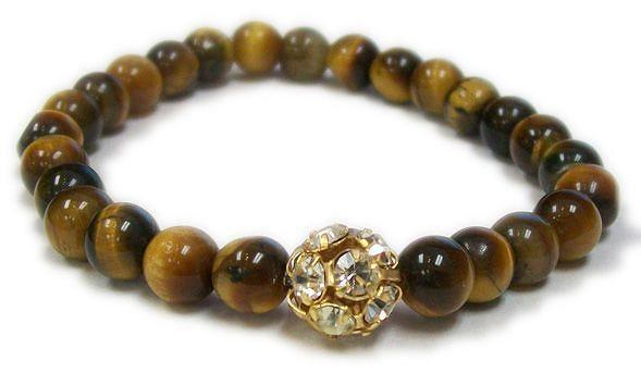 Fire Ball Stretch Bracelet