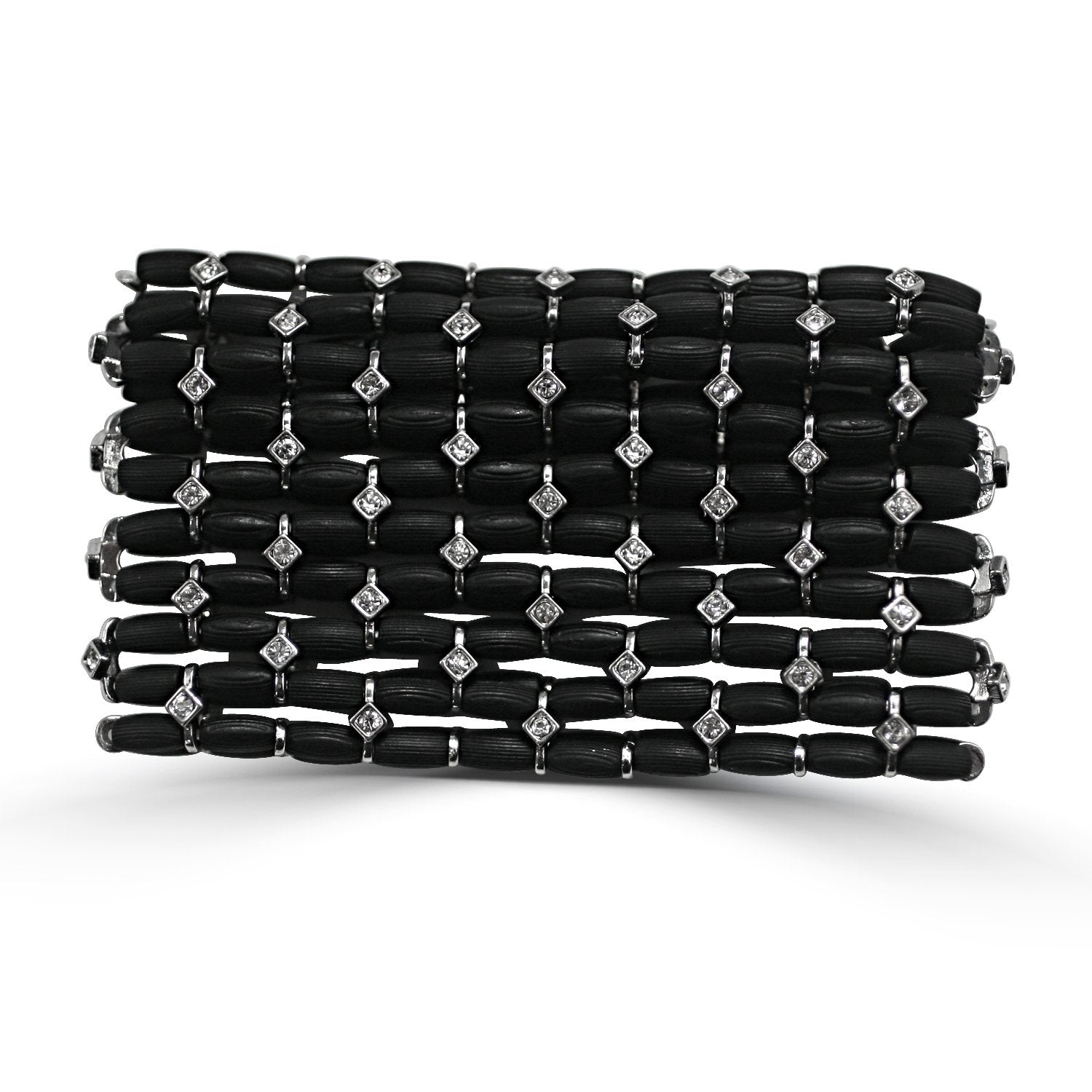 Round sequence 8 rows Stretch Bracelet