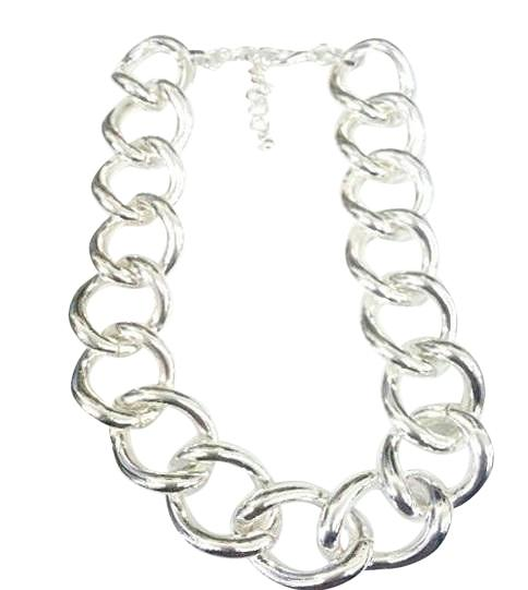 Chain Electroplated Necklace