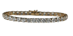 Classic Round 4mm Zirconite Tennis Bracelet