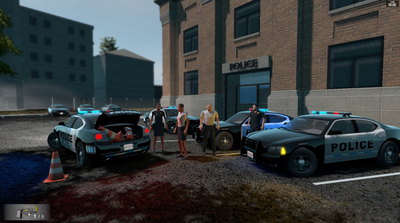 Flashing Lights Kickstarter - Brand New Police Gameplay Video!