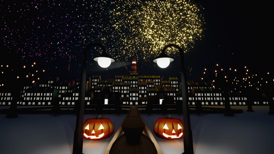 Happy Bonfire Night from Tracks - The Train Set Game!