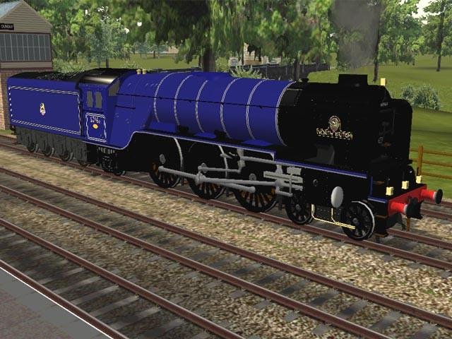 Great British Steam Locomotives