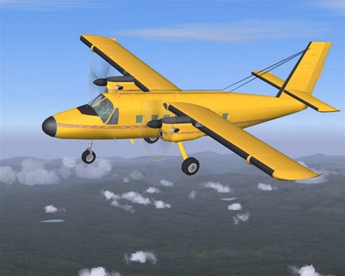 Flight Simulator Repaint - Excalibur  - 4