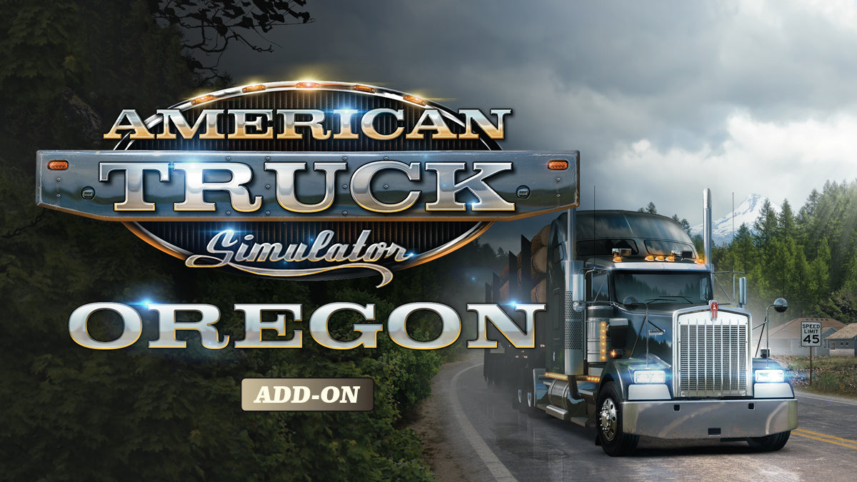 American Truck Simulator: Oregon Add-on