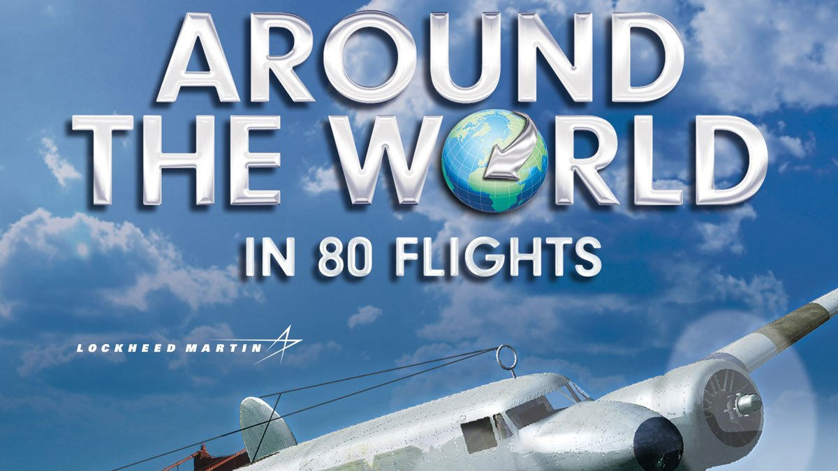 Around the World In 80 Flights SE