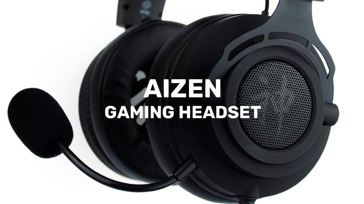 AIZEN Gaming Headset by Blade