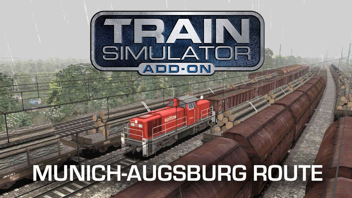 Munich-Augsburg Route Add-on