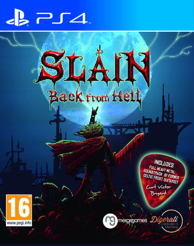 Slain PS4 - Available February 2017 - Excalibur  - 1