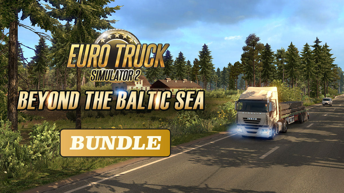 Euro Truck Simulator 2 - Beyond the Baltic Sea Bundle
