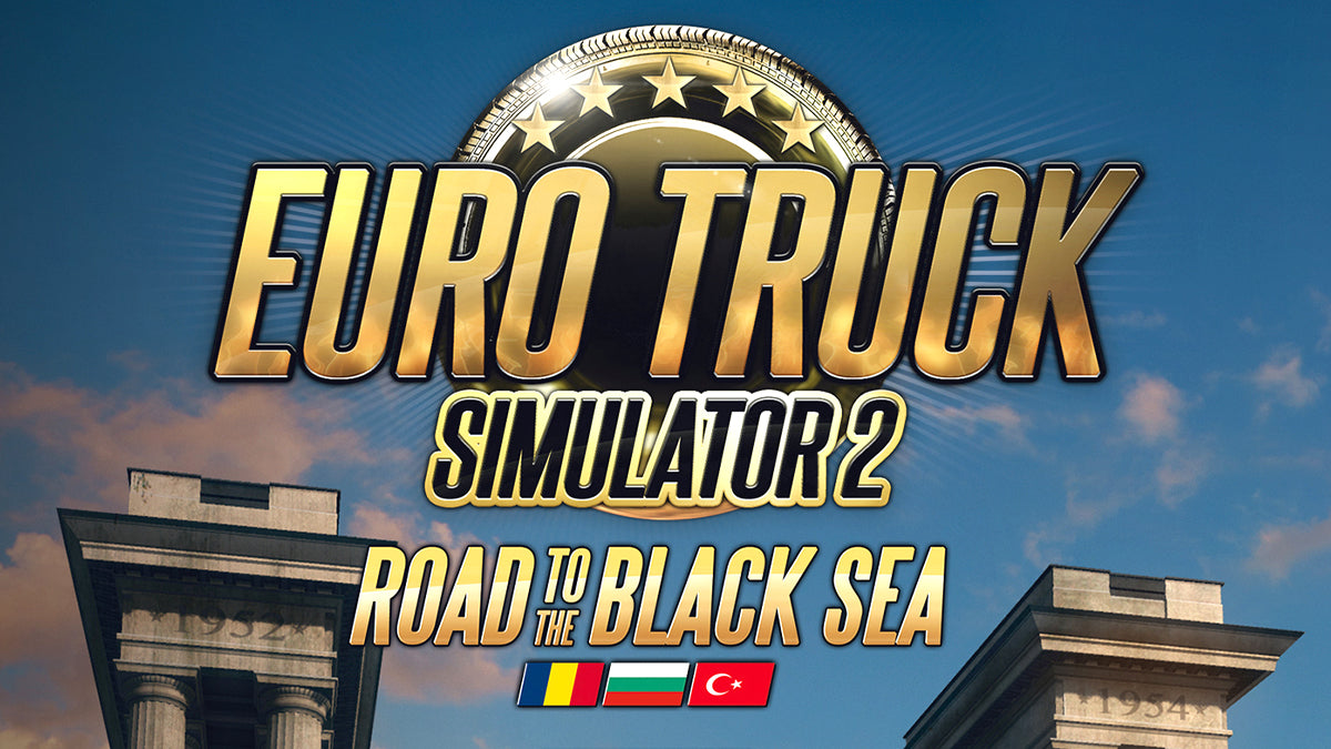 Euro Truck Simulator 2: Road to The Black Sea – Add-on