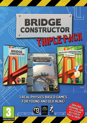 Bridge Constructor Collection - Excalibur  - 1