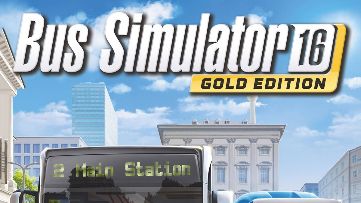 Bus Simulator 2016 Gold Edition