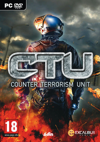 CTU: Counter Terrorism Unit - PC DVD - Excalibur  - 1
