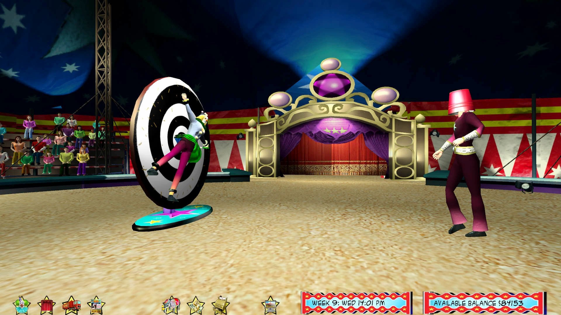 Circus World - Excalibur  - 2