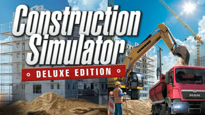 Construction Simulator Deluxe Edition