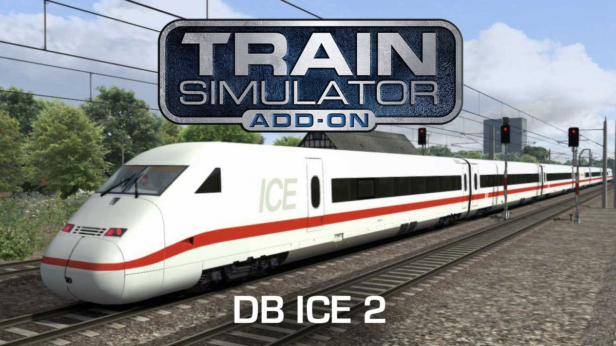 DB ICE 2 EMU Add-on