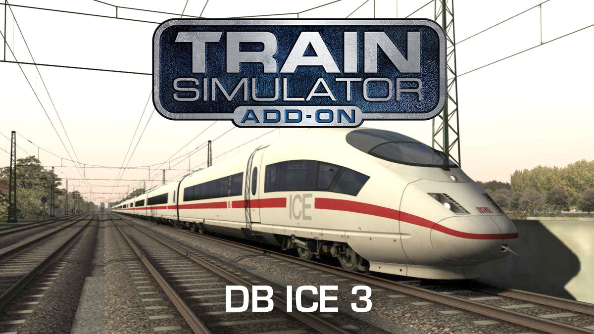 DB ICE 3 EMU Add-On