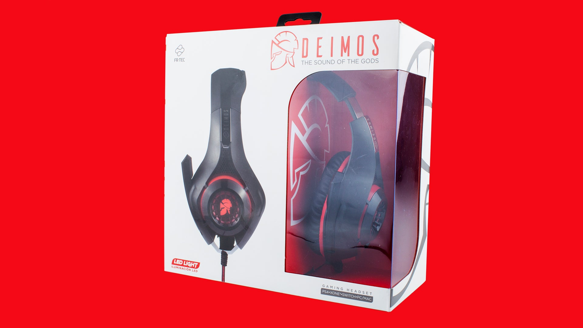 DEIMOS Gaming Headset by Blade