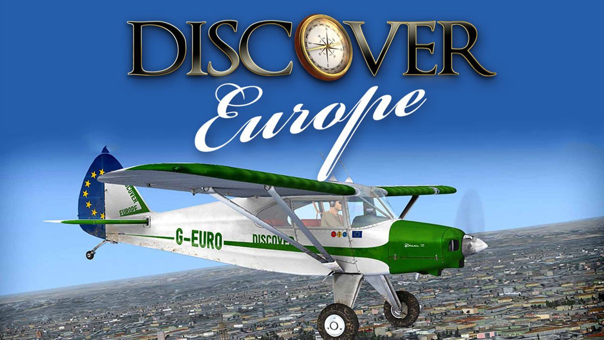 Discover Europe SE