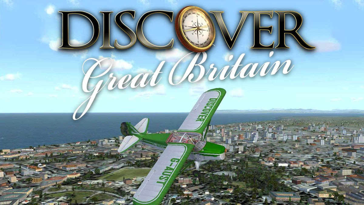 Discover Great Britain SE