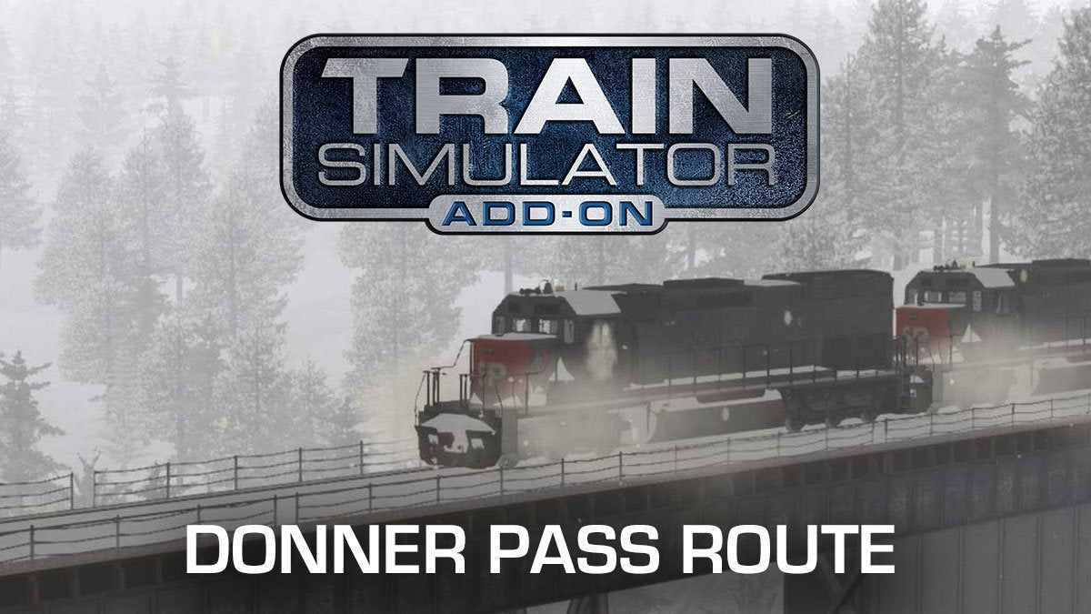 Donner Pass Route Add-On