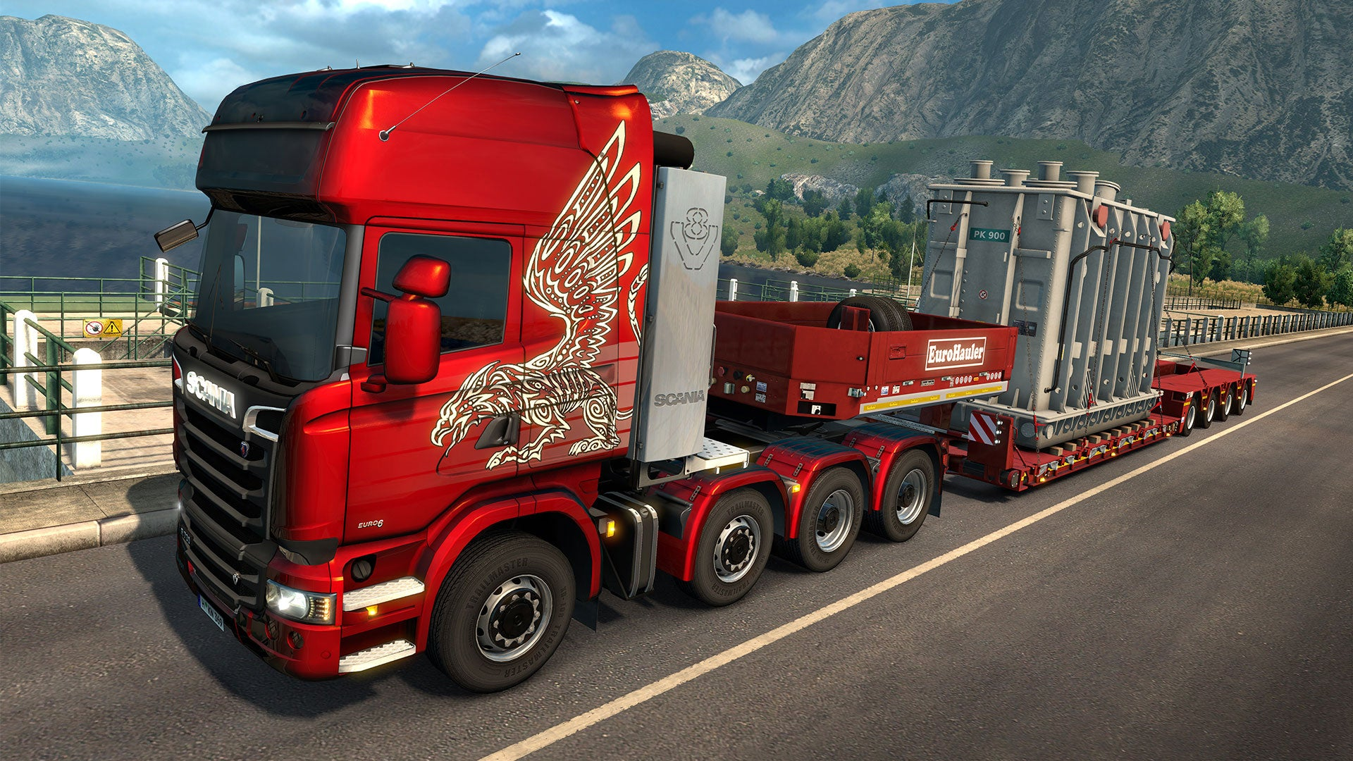 Euro Truck Simulator 2 Cargo Collection