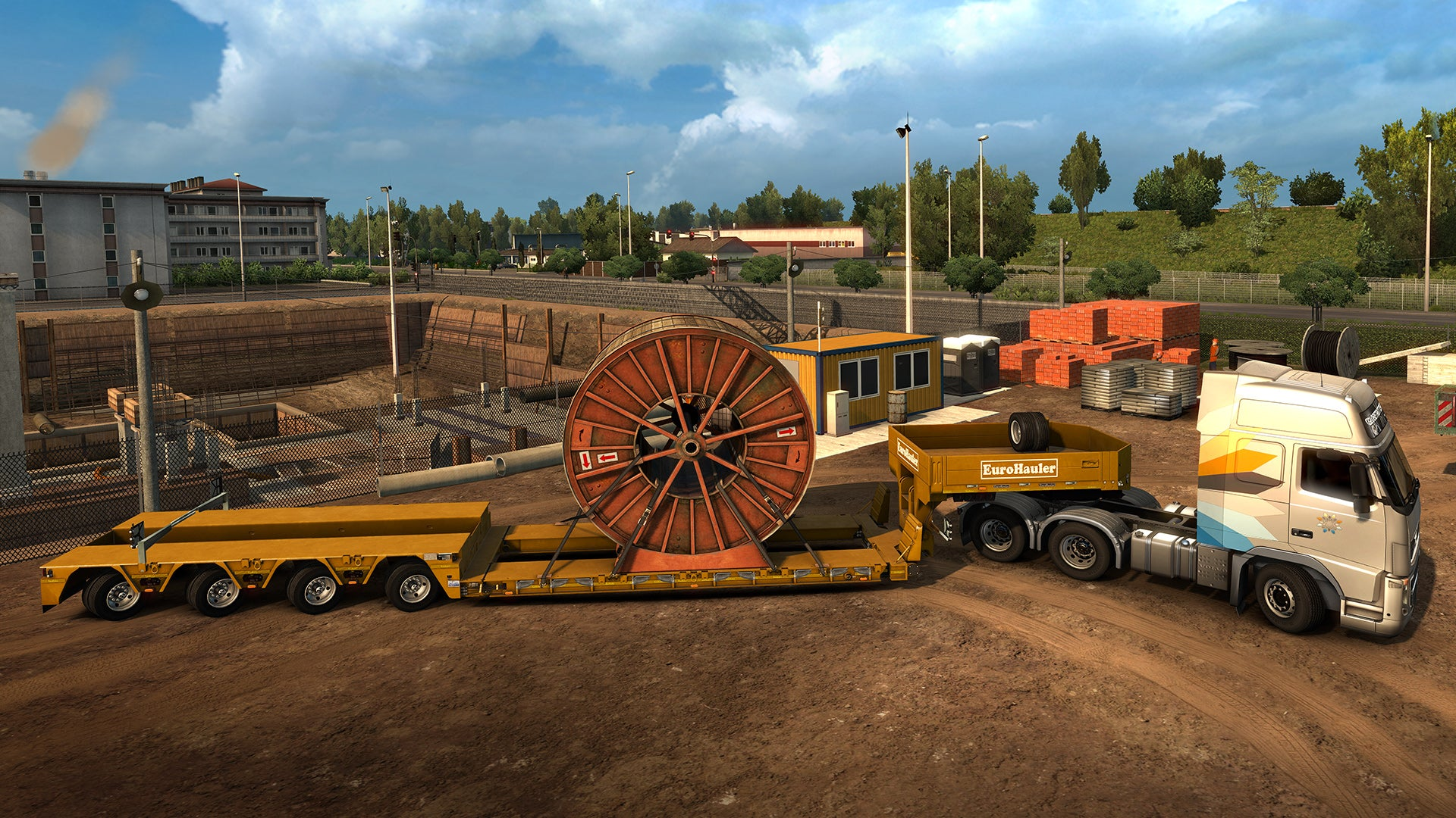 Australia Map Ets2.Euro Truck Simulator 2 Cargo Collection Bundle