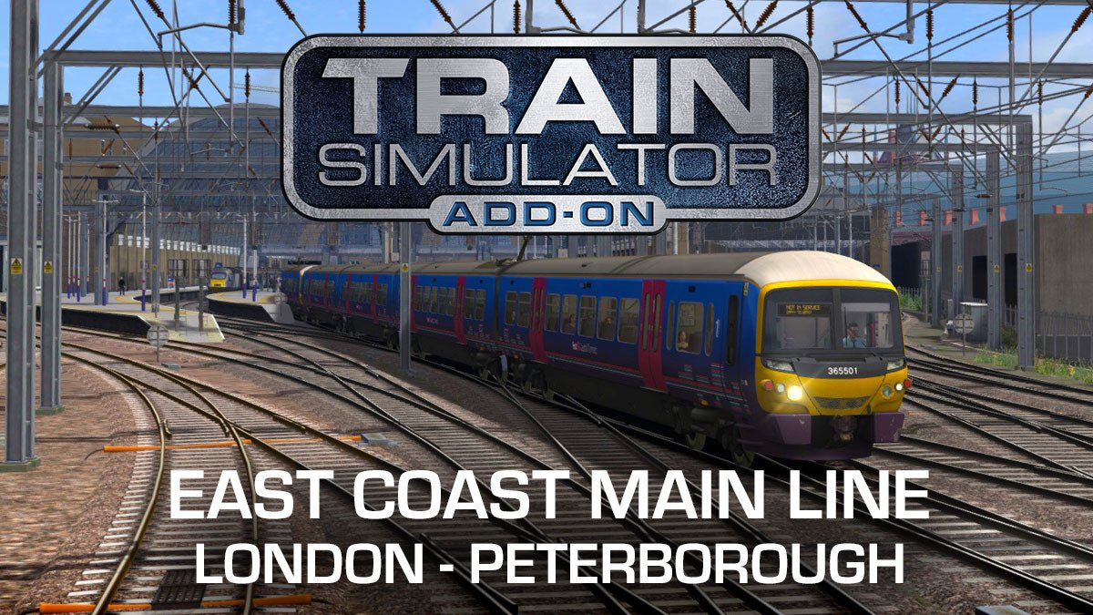 East Coast Main Line London - Peterborough