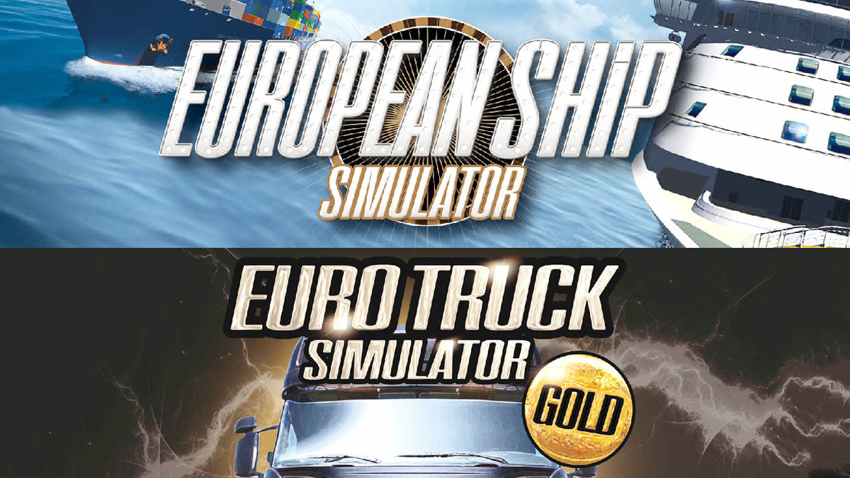 Euro Simulations Double Pack