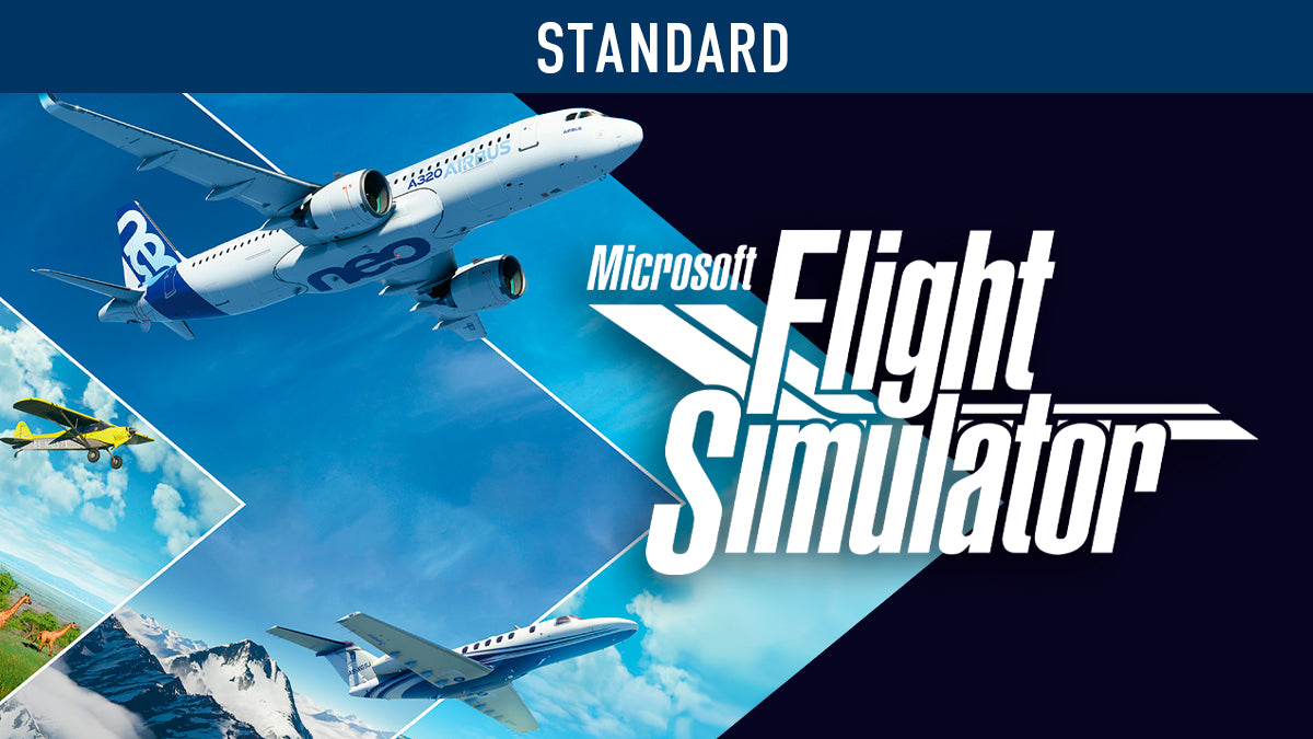 Flight Sim 2020 – Standard Edition