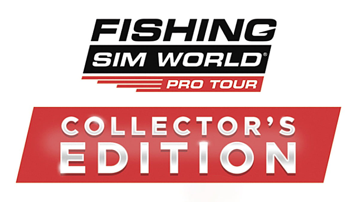 Fishing Sim World 2020 – Pro Tour Collector's Edition