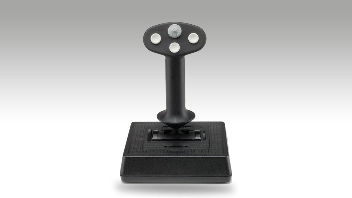 CH Flight Stick Pro