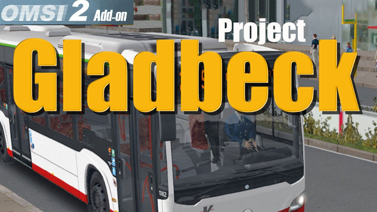 OMSI Add-on - Project Gladbeck