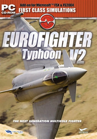 Eurofighter Typhoon V2 - Excalibur  - 1