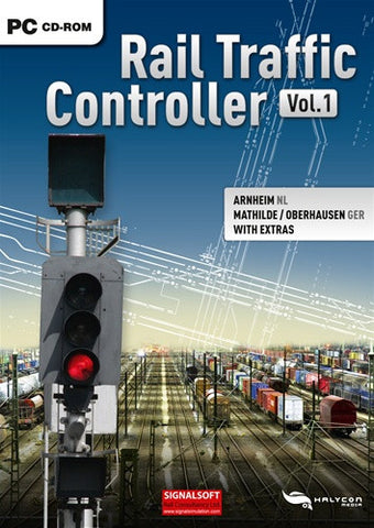 Rail Traffic Controller Vol 1 - Excalibur  - 1