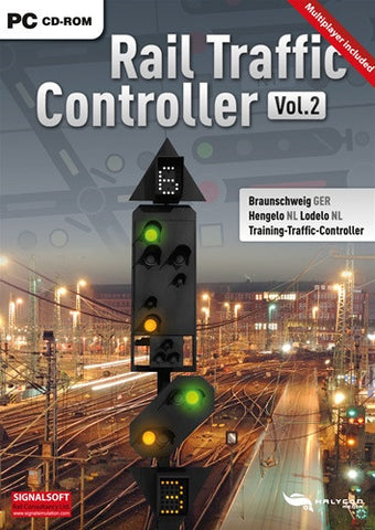 Rail Traffic Controller Vol 2 - Excalibur  - 1