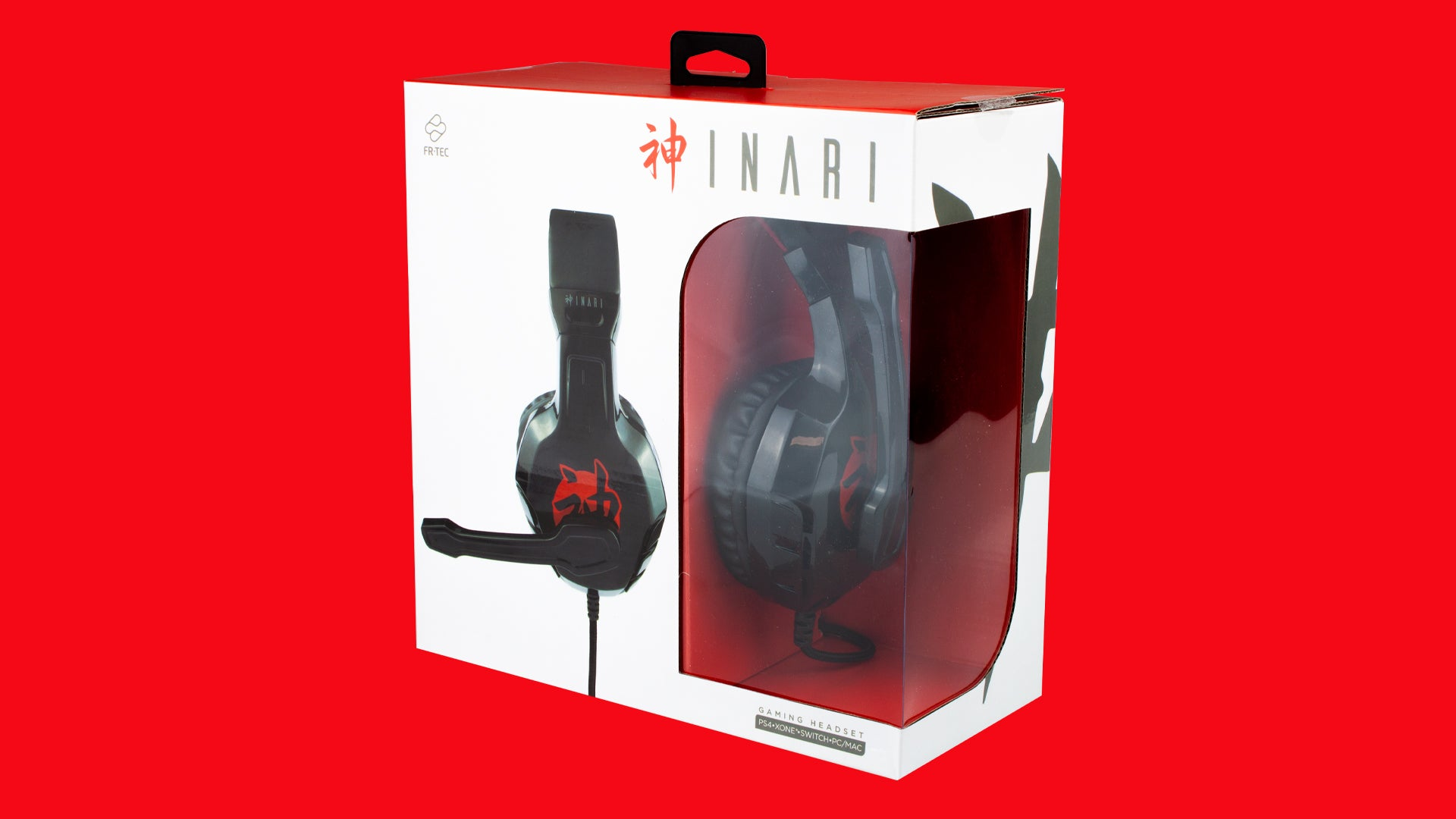 INARI Gaming Headset by Blade